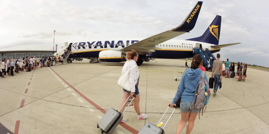 Ryanair annule plusieurs vols en dernière minute, les voyageurs sont désemparés