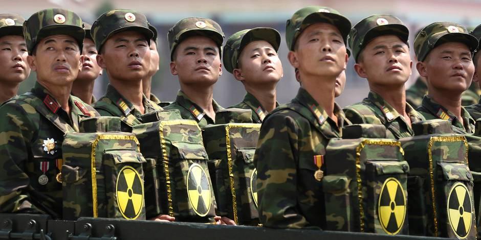 """Pyongyang menace Washington de """"la plus grande des souffrances"""""""