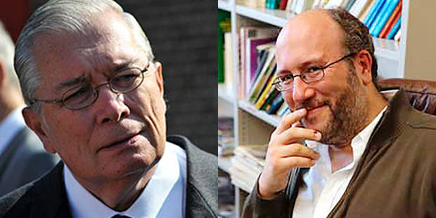 Henri de Meeûs et Frédéric Saenen : Deux auteurs très? belges - La Libre