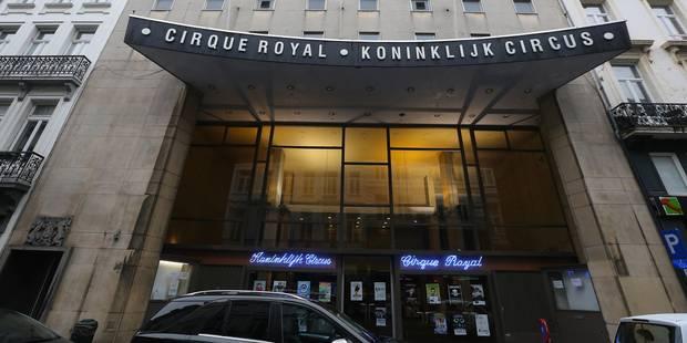 Cirque royal : le rapport de Vinçotte pointe de nombreuses lacunes en matière de sécurité incendie - La Libre