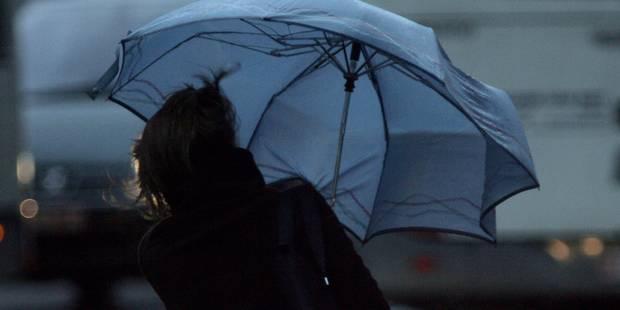 Avis de tempête sur la Belgique : voici les recommandations du SPF Intérieur - La Libre