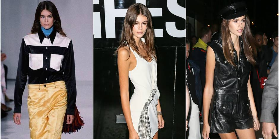 Kaia Gerber et Selena Gomez ont fait sensation à la Fashion Week de New York