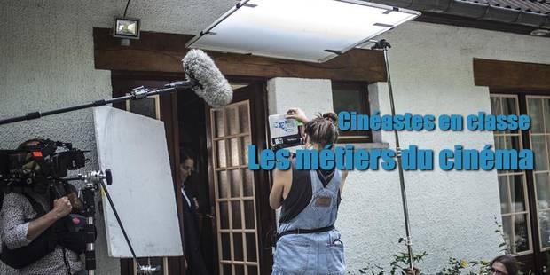 Les métiers du cinéma (Dossier multimédia) - La Libre
