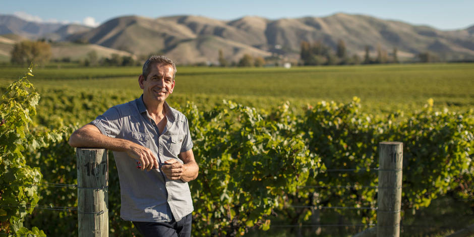Patrick Materman, Master Winemaker