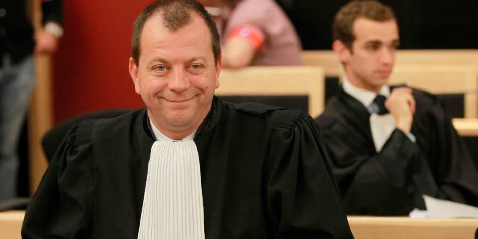 L'avocat Jean-Philippe Rivière défendra le suspect inculpé de l'assassinat du bourgmestre de Mouscron