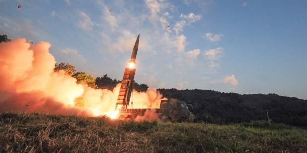 """Une organisation nord-coréenne veut que les Etats-Unis soient """"battus à mort"""" - La Libre"""