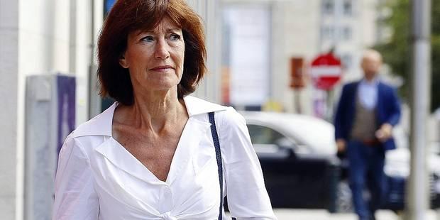Les raisons du départ surprise de Laurette Onkelinx - La Libre