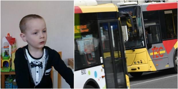 Un autiste de 5 ans interdit de bus car il a vomi deux fois - La Libre