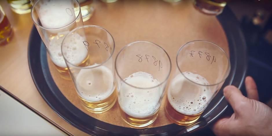 Découvrez les douze bières belges récompensées au European Beer Star
