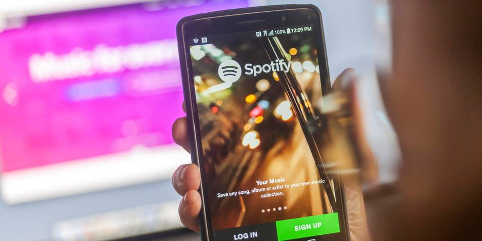 Possible IPO in the works for Spotify