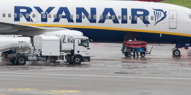 Un avion de Ryanair se pose en urgence après avoir perdu une roue - La Libre