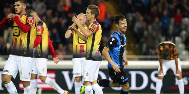 Bruges s'impose face à Malines (2-0) et reprend provisoirement la tête du championnat - La Libre