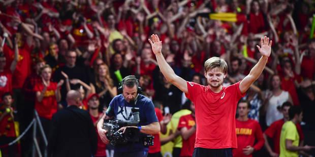 La Belgique en finale de Coupe Davis: Johan Van Herck extrêmement fier de son équipe - La Libre