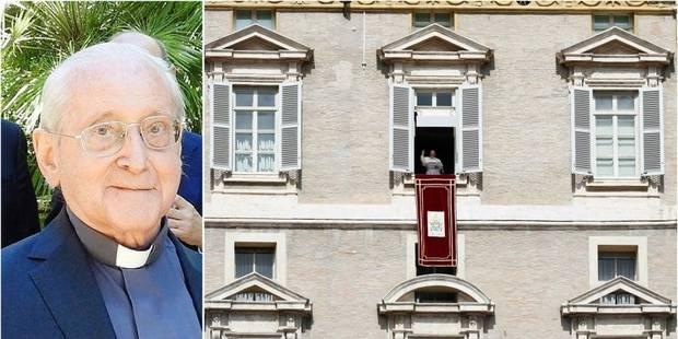 Le Monseigneur belge le plus connu de Rome - La Libre