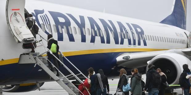 En pleine crise, Ryanair demande à ses pilotes en congé de venir travailler - La Libre