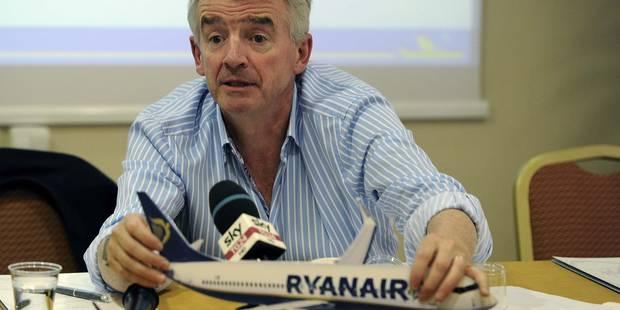 Les voyageurs se déchaînent contre Ryanair et font baisser sa note sur Facebook - La Libre