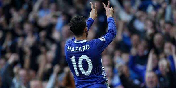 Eden Hazard évoque un retour en Ligue 1 - La Libre