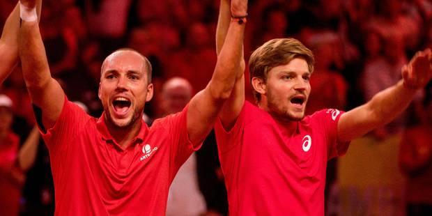 Coupe Davis: la finale France-Belgique se jouera à Lille sur surface dure - La Libre