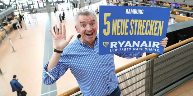 """Fils de bonne famille, """"petit con"""": retour sur le parcours et les provocations de Michael O'Leary, le boss de Ryanair - ..."""