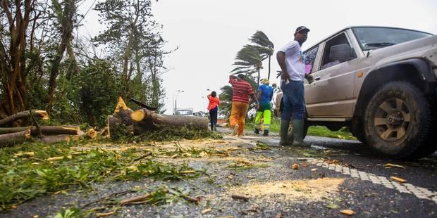 L'ouragan Maria se dirige vers l'île de Sainte-Croix, avec des vents atteignant 280 km/h - La Libre