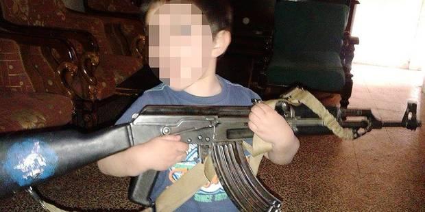 Etat islamique: Une centaine d'enfants belges toujours en Irak et en Syrie - La Libre