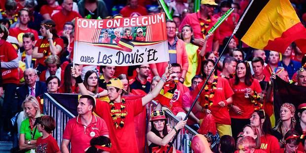Finale de la Coupe Davis France-Belgique: 87 % des demandes de tickets belges seront refusées - La Libre