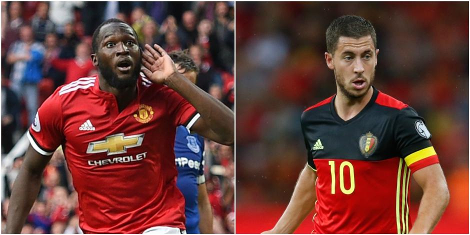 Romelu Lukaku et Eden Hazard nominés pour le onze mondial de l'année