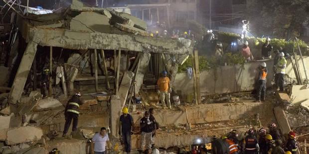 """Tremblement de terre : """"Une tragédie comme au Mexique pourrait arriver en Belgique"""" - La Libre"""