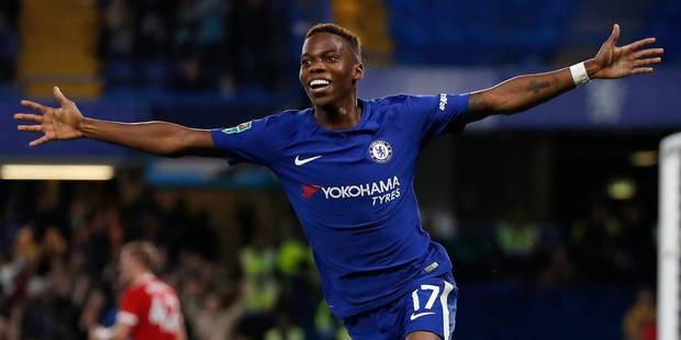 """Enfin l'heure de Charly Musonda Jr. à Chelsea ? """"J'étais en larmes après mon but"""" (VIDEO) - La Libre"""