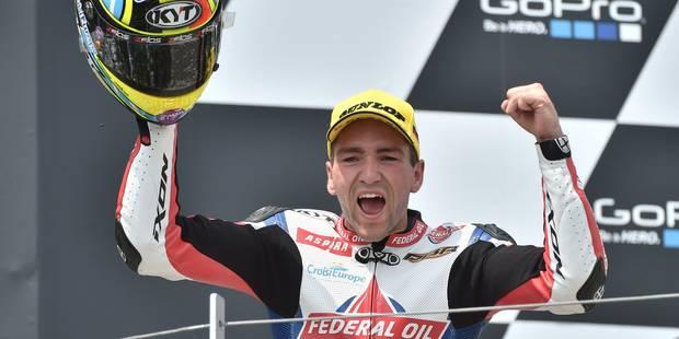 Siméon en MotoGP, 27 ans après de Radiguès - La Libre