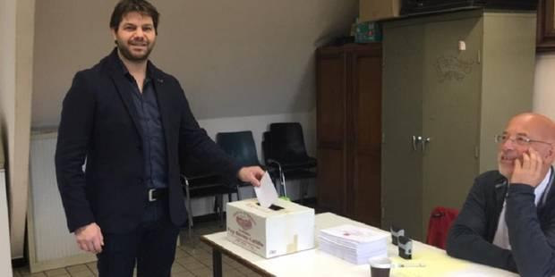 Fabian Martin élu président de la Fédération PS de Namur - La Libre