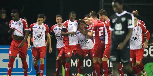 Pro League: Mouscron 3e après sa victoire face à Eupen (3-2), premier succès pour Malines - La Libre