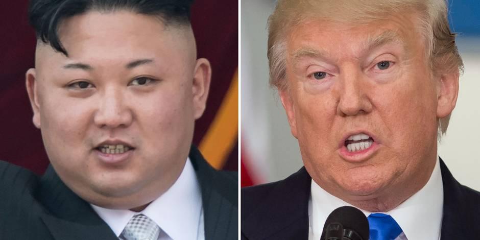 """Trump répond au discours nord-coréen à l'ONU : """"Ils ne seront plus là pour très longtemps"""""""