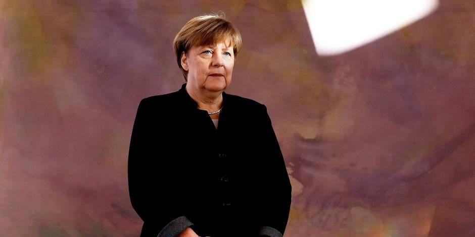 """Elections en Allemagne : les électeurs ressentent """"une colère contenue"""" contre Merkel - La Libre"""