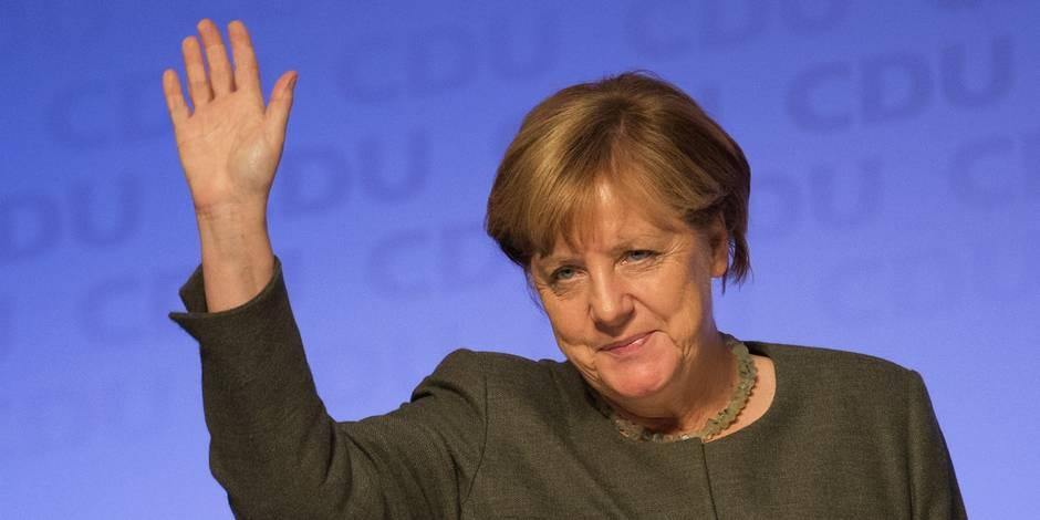 Les glorieuses années Merkel - La Libre