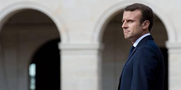 Sénatoriales: la droite renforcée, Macron et La République en marche tenus en échec - La Libre