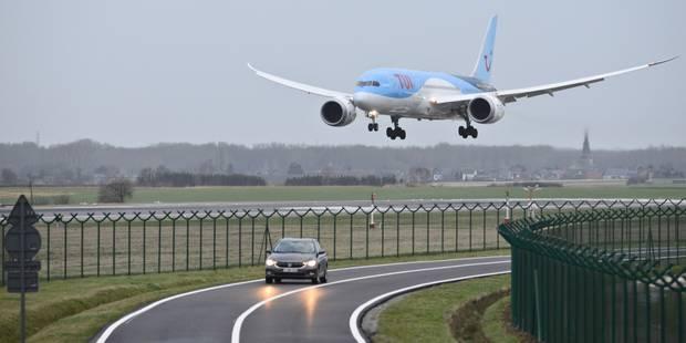 Plus de 124.000 personnes gênées par le bruit des avions à Bruxelles - La Libre