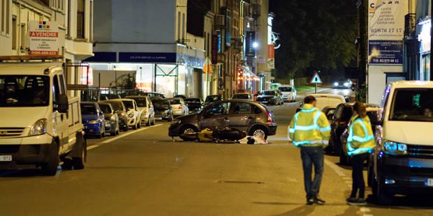 Uccle: un motard tué dans un accident sur la chaussée de Waterloo - La Libre