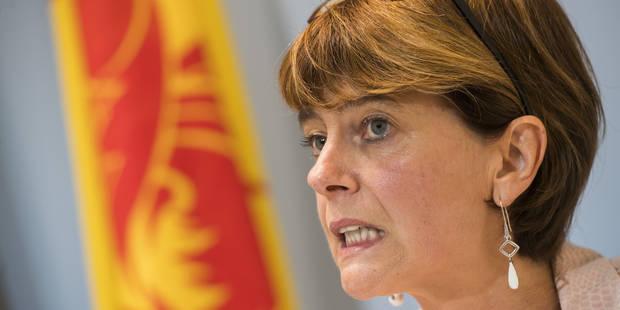 """La ministre wallonne Valérie De Bue: """"Stéphane Moreau doit partir"""" de Nethys - La Libre"""