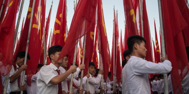 """Washington veut résoudre la crise nord-coréenne """"diplomatiquement"""" - La Libre"""