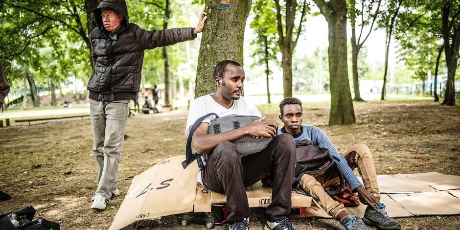 Pourquoi les Soudanais ne demandent pas l'asile - La Libre