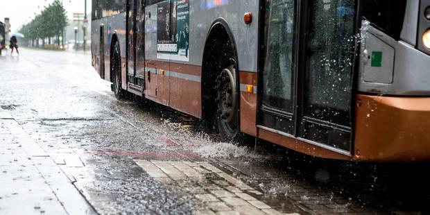 La STIB commande 5 bus électriques, qui seront testés sur son réseau courant 2018 - La Libre
