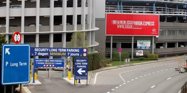 Fin des files vers Brussels Airport à cause de parkings complets - La Libre