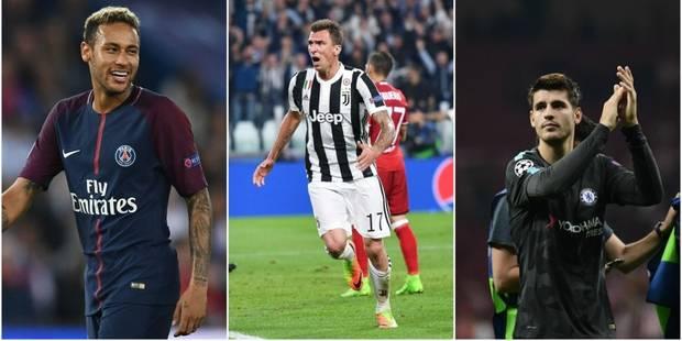 Ligue des Champions: cartons de ManU, Bâle et du PSG contre le Bayern, le Barça, Chelsea et la Juve s'imposent - La Libr...