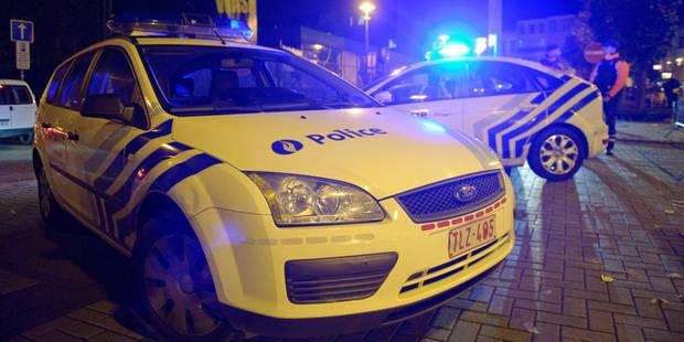 Le piéton renversé sur le boulevard Botanique à Bruxelles est dans un état stationnaire - La Libre