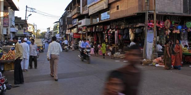 Inde: au moins 22 morts dans une bousculade à Bombay - La Libre