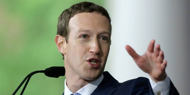 Etats-Unis: le gouvernement réclame à Facebook des données d'opposants - La Libre