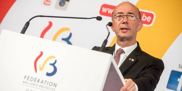 Fédération Wallonie-Bruxelles: Rudy Demotte présente le budget 2018 - La Libre