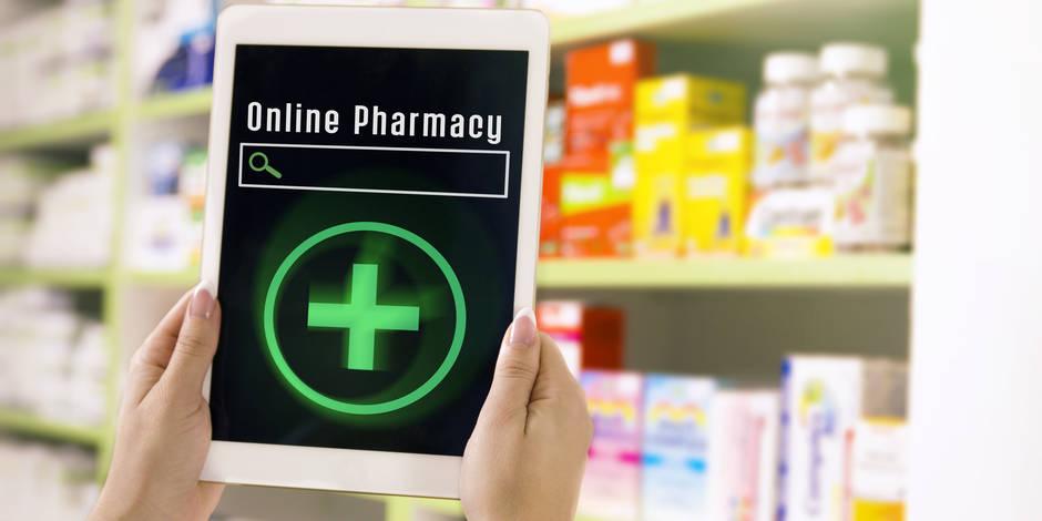 Pionnière de l'E-pharmacie belge, Newpharma apprend à