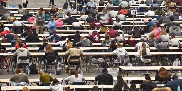 99 étudiants en médecine et dentisterie repêchés en Flandre après un erreur dans l'examen d'entrée - La Libre
